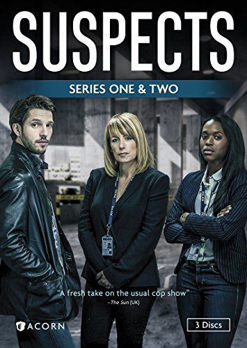 Suspects, Series 1 and 2 ACORN MEDIA