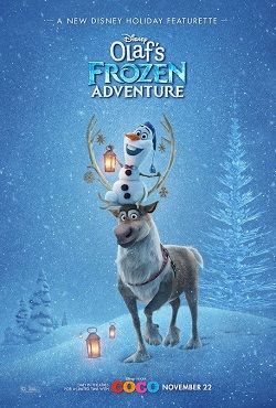 دانلود انیمیشن Olaf's Frozen Adventure 2017 با لینک مستقیم