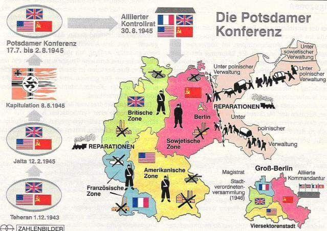 Deutschland Kein Friedensvertrag