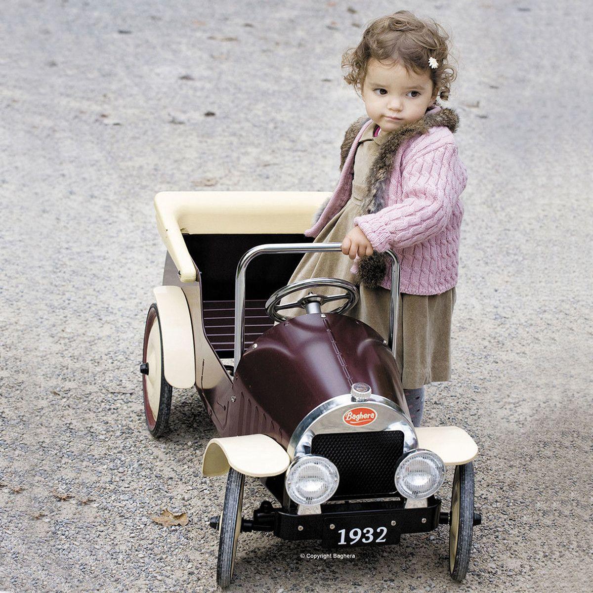 Connox Wohndesign Erfahrungen: Cooler Retro-Stil! Mit Dem Country Tretfahrzeug Von