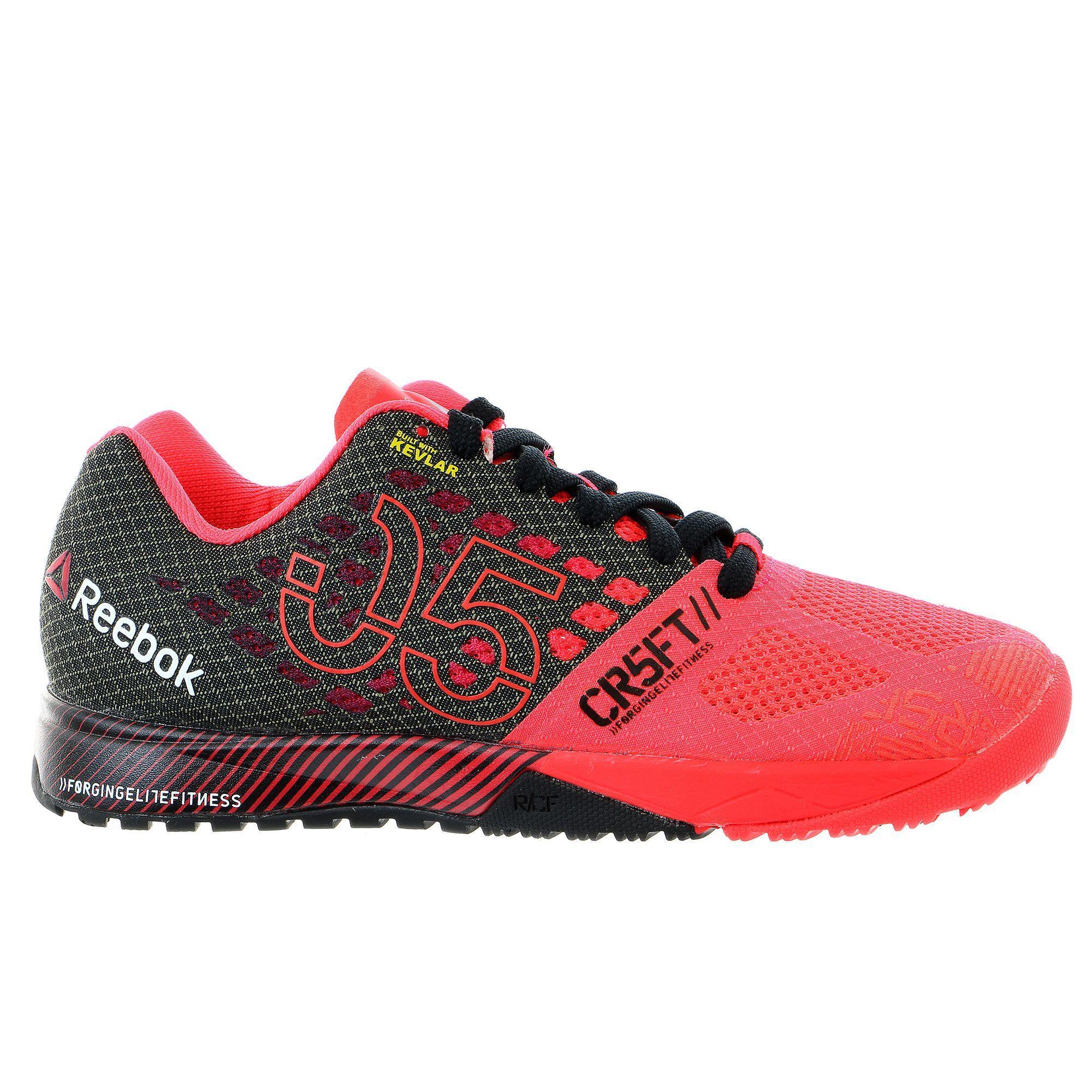 reebok r crossfit nano 5 0 sneaker shoe womens