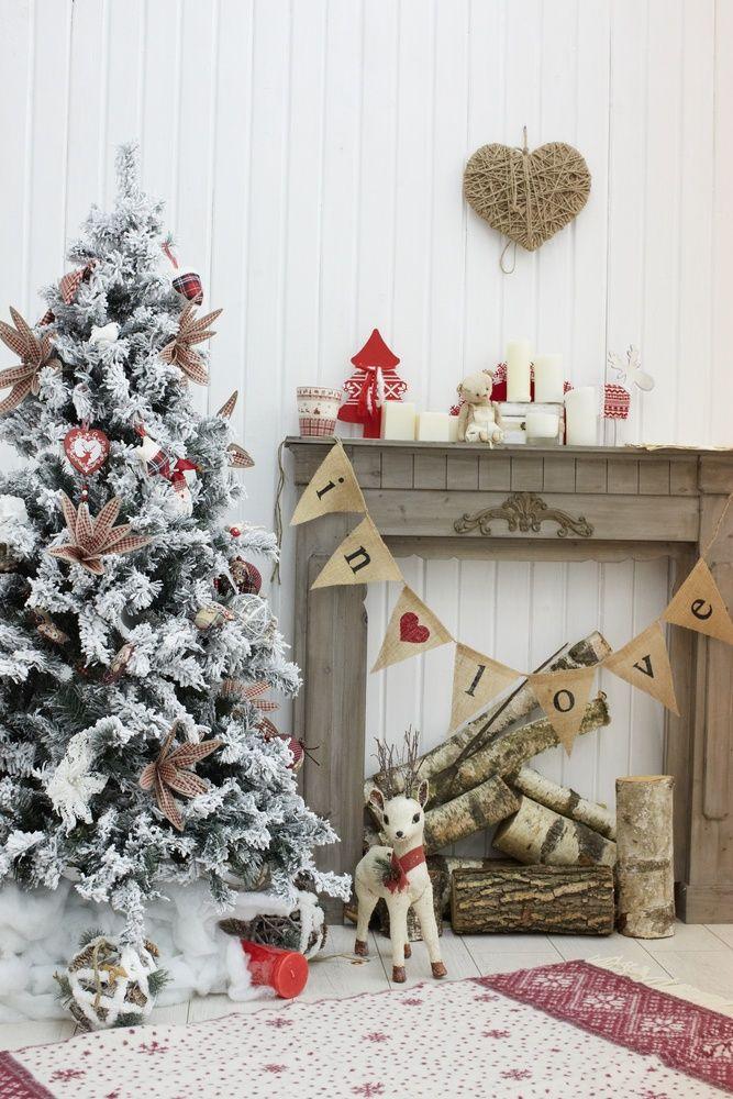 Как украсить дом на Новый год | Рождественские картинки ...