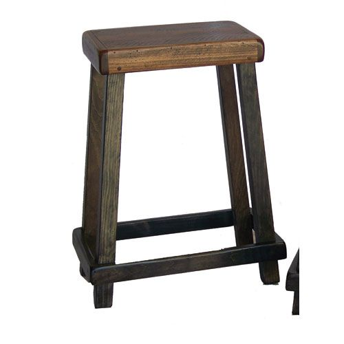 2 Day Designs Noir Chef Barstool With Caramel Seat 123 009 007 Wooden Bar Stools Bar Stools Stool