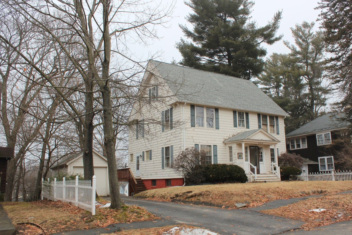 76 Moore Avenue Worcester Ma Real Estate House Styles Mansions