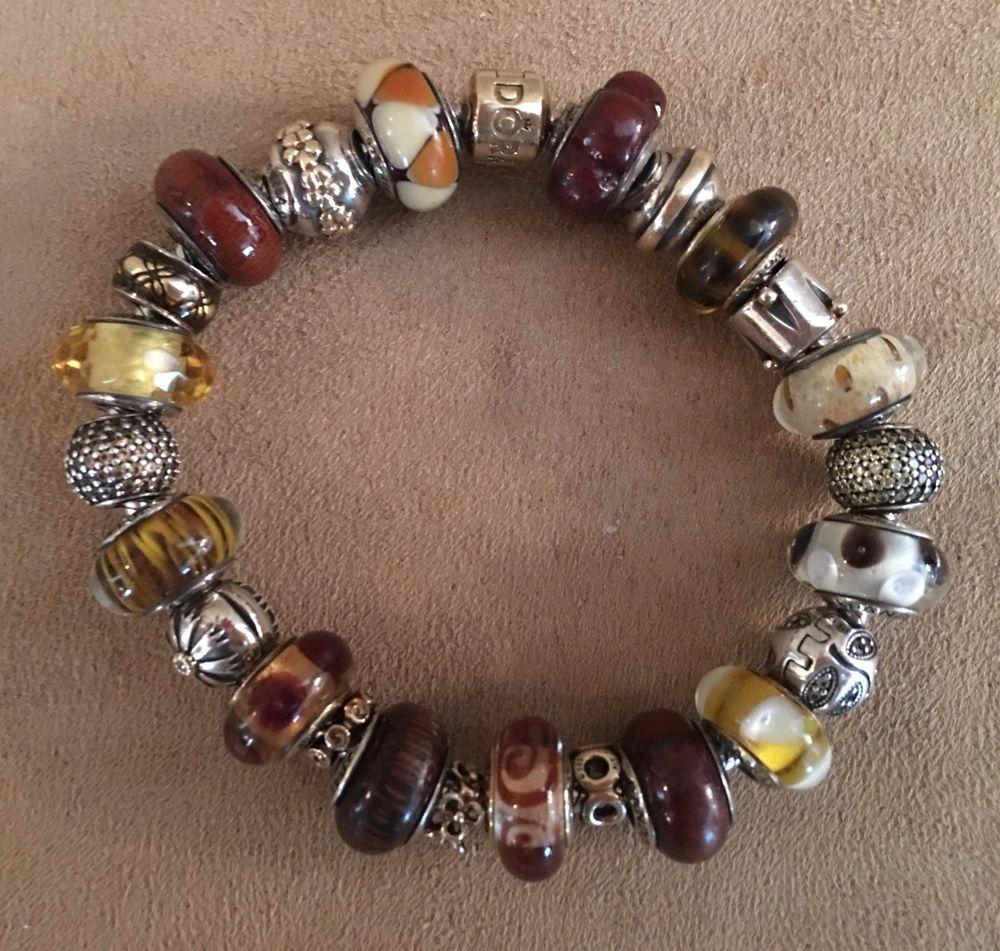 bracelet pandora 23 cm