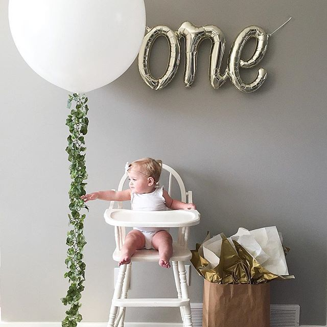 One Year Old Party Decorationn One Year Birthday Boy Birthday Parties Baby Boy 1st Birthday Party