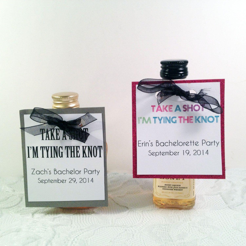Mini Rum Bottles Wedding Favors | Giftwedding.co