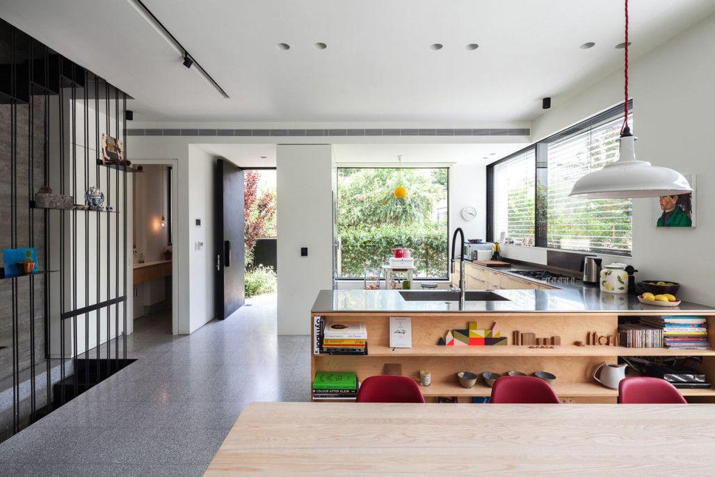Roomed-Familiehuis-Tel-Aviv