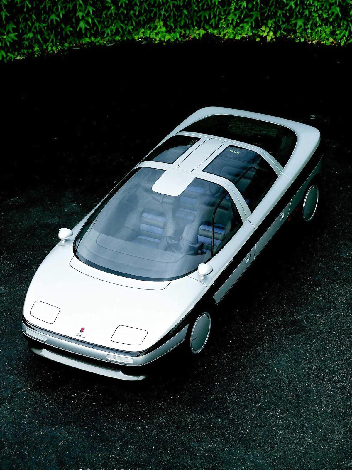 1986 Oldsmobile Incas Italdesign Studios Krutye Tachki Futuristicheskie Avtomobili Ekzoticheskie Avtomobili