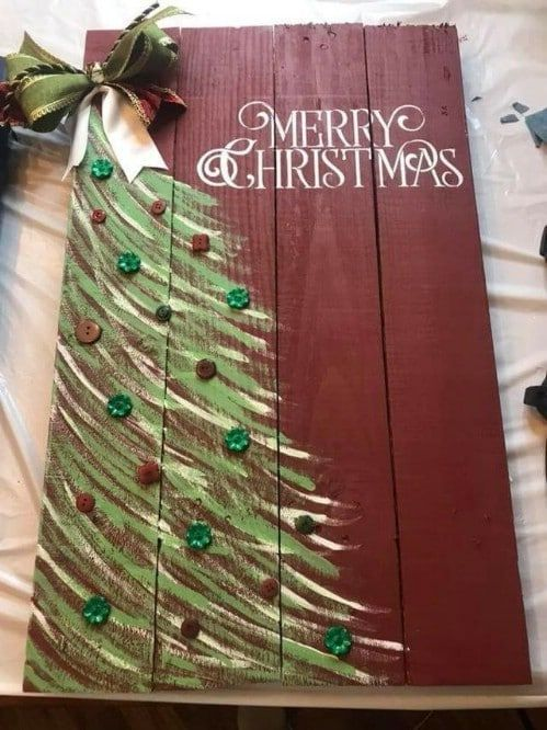 Photo of 20 Unique DIY Wooden Signs For Christmas Decorating