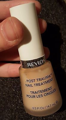 NEW! Revlon POST TRAUMA NAIL TREATMENT #970 | Skin care | Nail ...