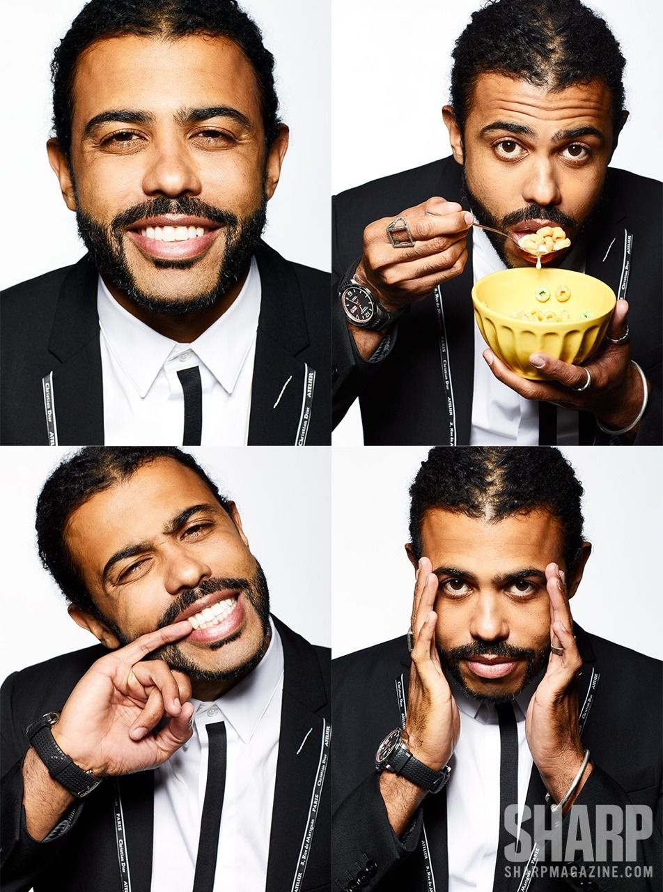 Guy Eating Sand : eating, Daveed, Diggs, Little, Between, Always, Takes, Away..., Diggs,, Lafayette,