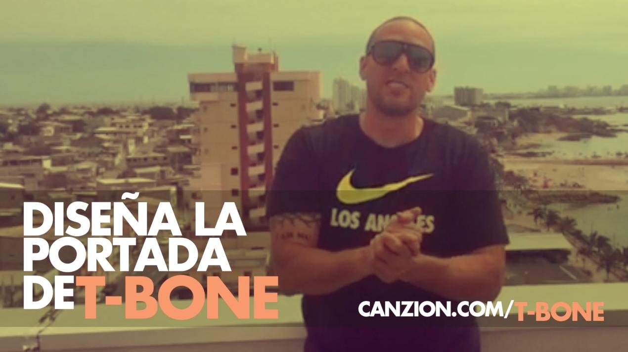 ¿Conoces algún #diseñador o #ArtistaGráfico?  T-Bone te invita a diseñar la portada de su nuevo álbum en #Español #PaMiDiosYPaMiGente. Más información en canzion.com/t-bone