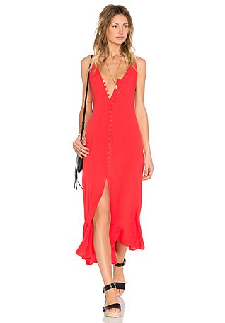 56e54dc795 VAVA by Joy Han Victoriana Off Shoulder Dress in Red   REVOLVE   Hot ...