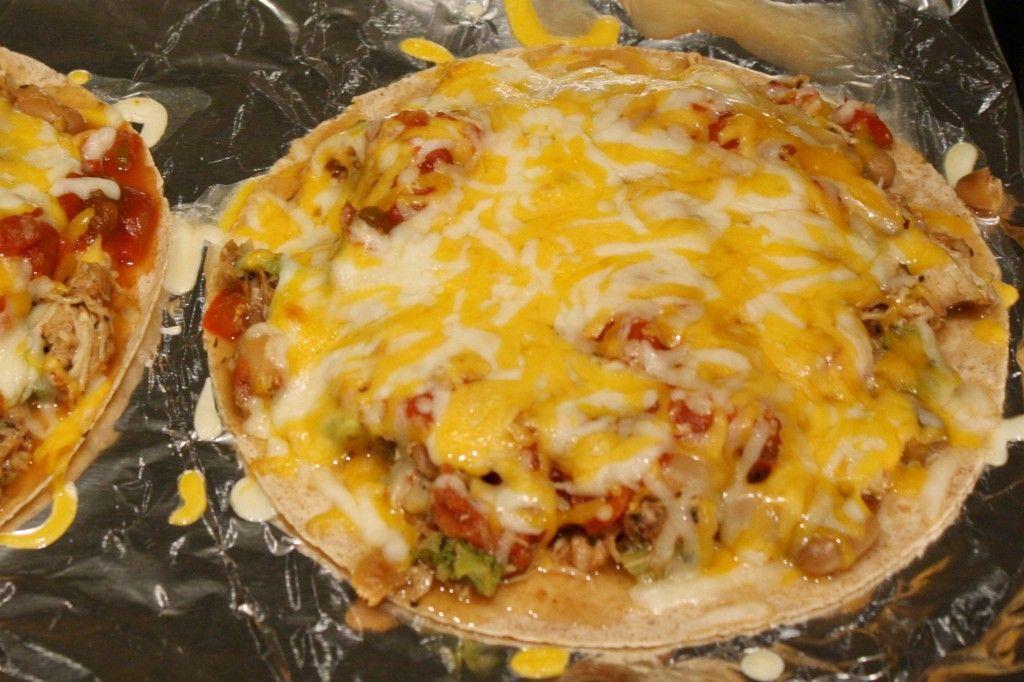 Skinny Chicken Tostadas   Skinny Mom   Tips for Moms   Fitness   Food   Fashion   Family