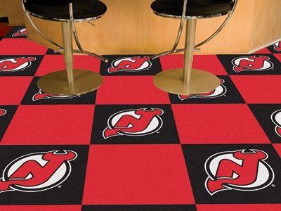 Possibly a basement rug