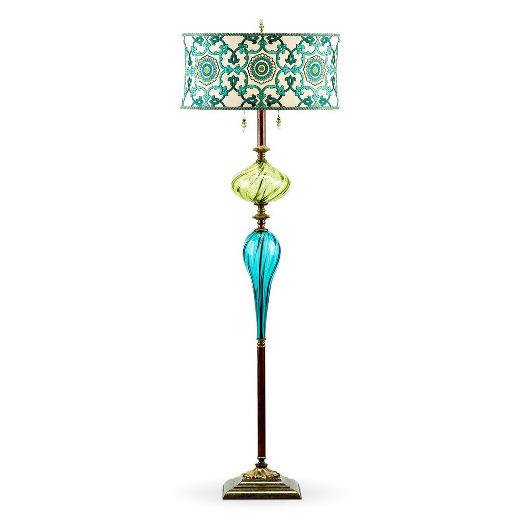 Ed floor lamp f141ag177 kinzig design colors turquoise lime green ed floor lamp f141ag177 kinzig design colors turquoise lime green blue and cream blown aloadofball Images
