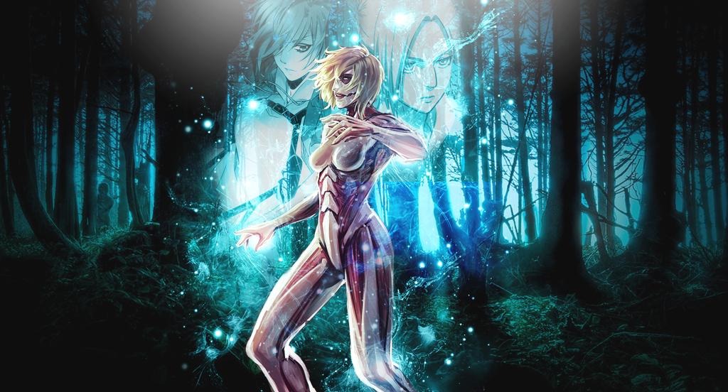 Annie Leonhartd A K A Female Titan Wallpaper Hd By Dominator15 Female Titan Attack On Titan Anime Gangster