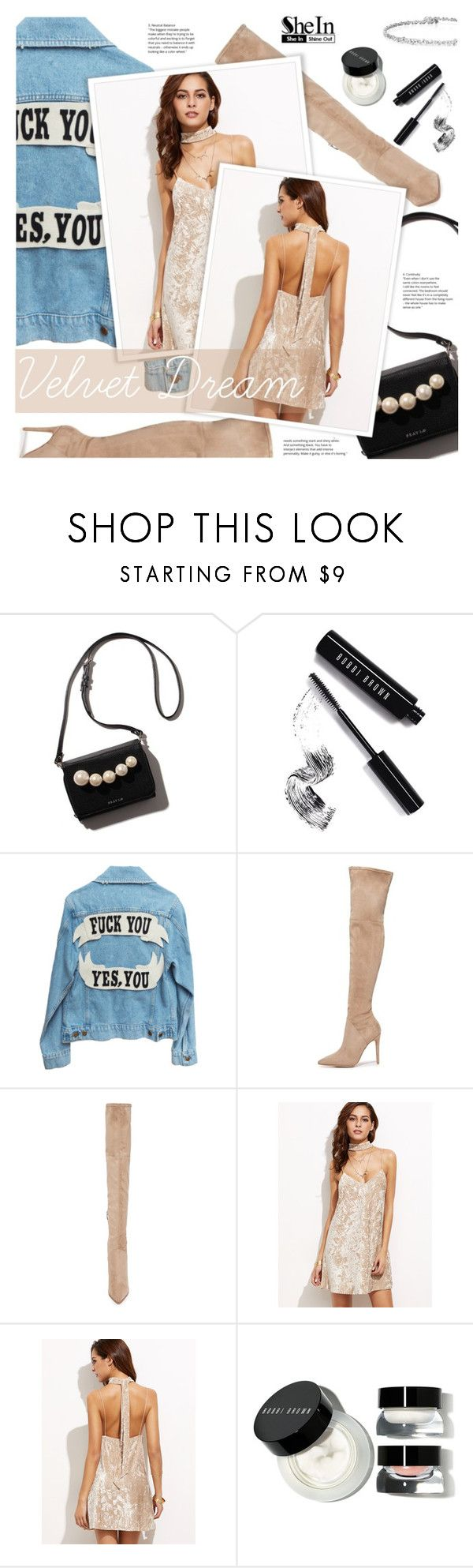 """Dream"" by fee4fashion ❤ liked on Polyvore featuring Bobbi Brown Cosmetics, High Heels Suicide and Kendall + Kylie"