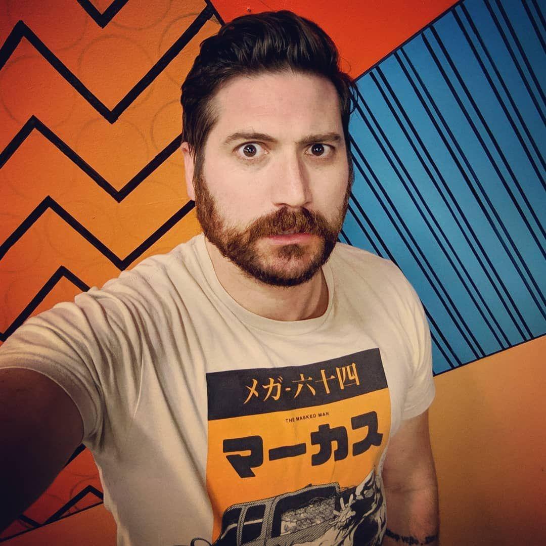"Adam the Kovic on Instagram: ""Wall "" | Rooster Teeth | Mens tops"