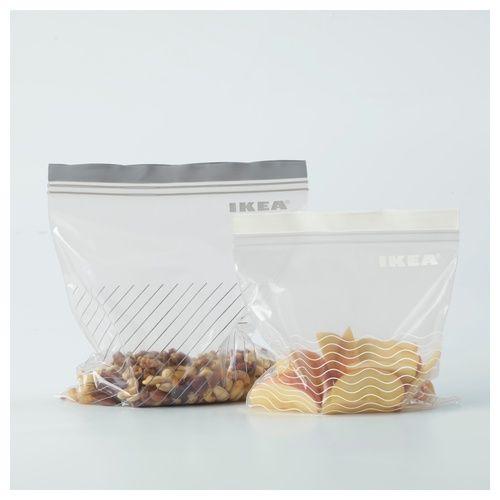 Plastiktüten, White Kunst, Lagerung Von Lebensmitteln, Ikea, Kunststoff,  Plastic