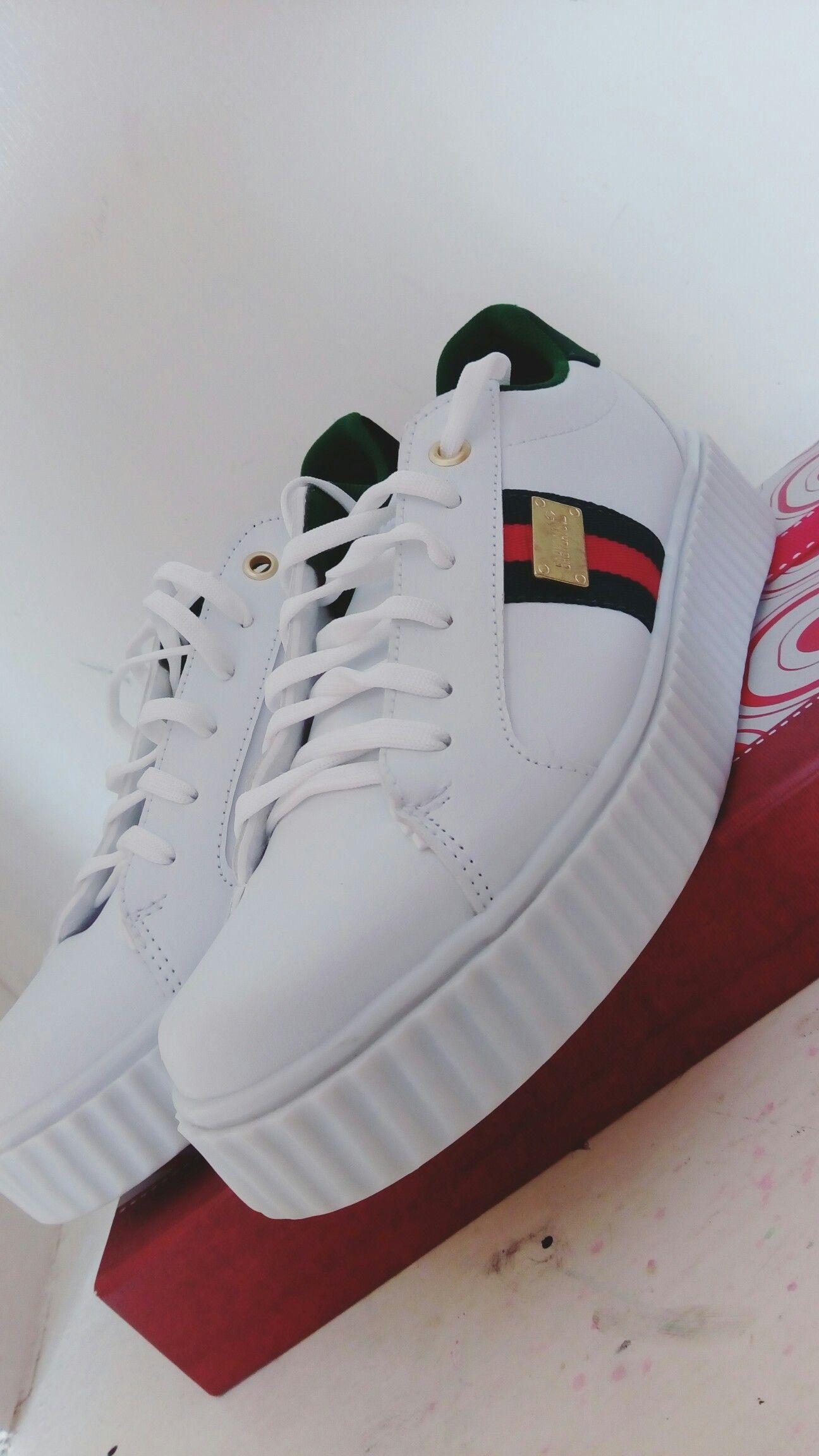 a0cb286d Pin de Friducha. en Tenis suela gruesa | Sneakers, Shoes y Fashion