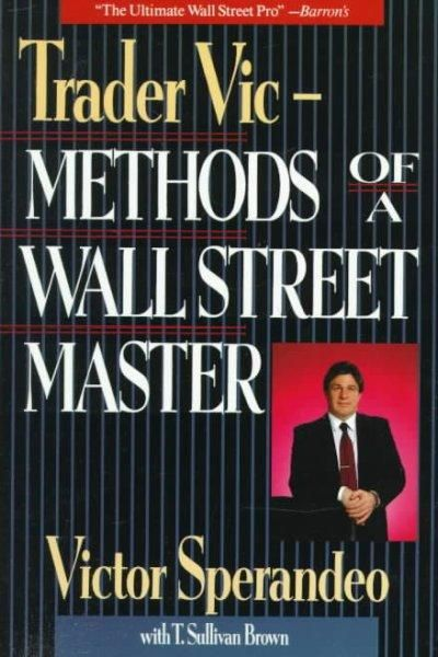 Precision Series Trader Vic-Methods of a Wall Street Master