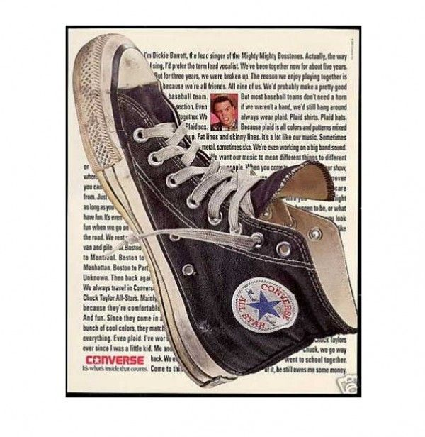 The All-Star Phenomenon – 25 Vintage Converse All Star Ads  2bbd8f007