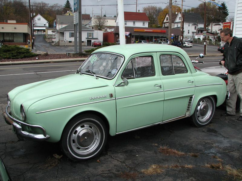 Saw unusual French vintage car for sale in Scranton | wheels ...