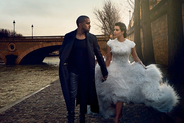 No.1 Magazine - Showbiz News Kim and Kanye wedding venue crisis