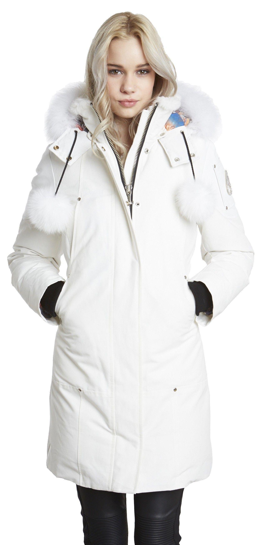 1b3ee2bfe Moose knuckles 2016 winter Crystal Parker Coat.. Big craze with ...
