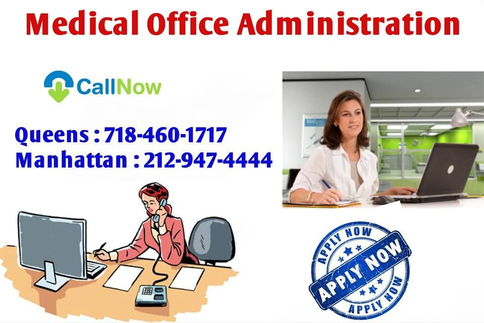 Pursue a medical office administration training from a