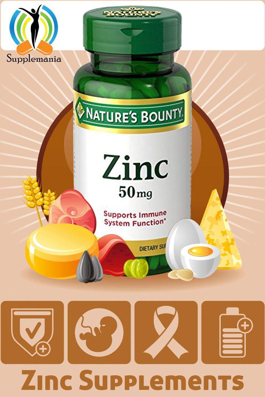Top 10 Best Zinc Supplements (June 2019): Reviews and Buyer's Guide
