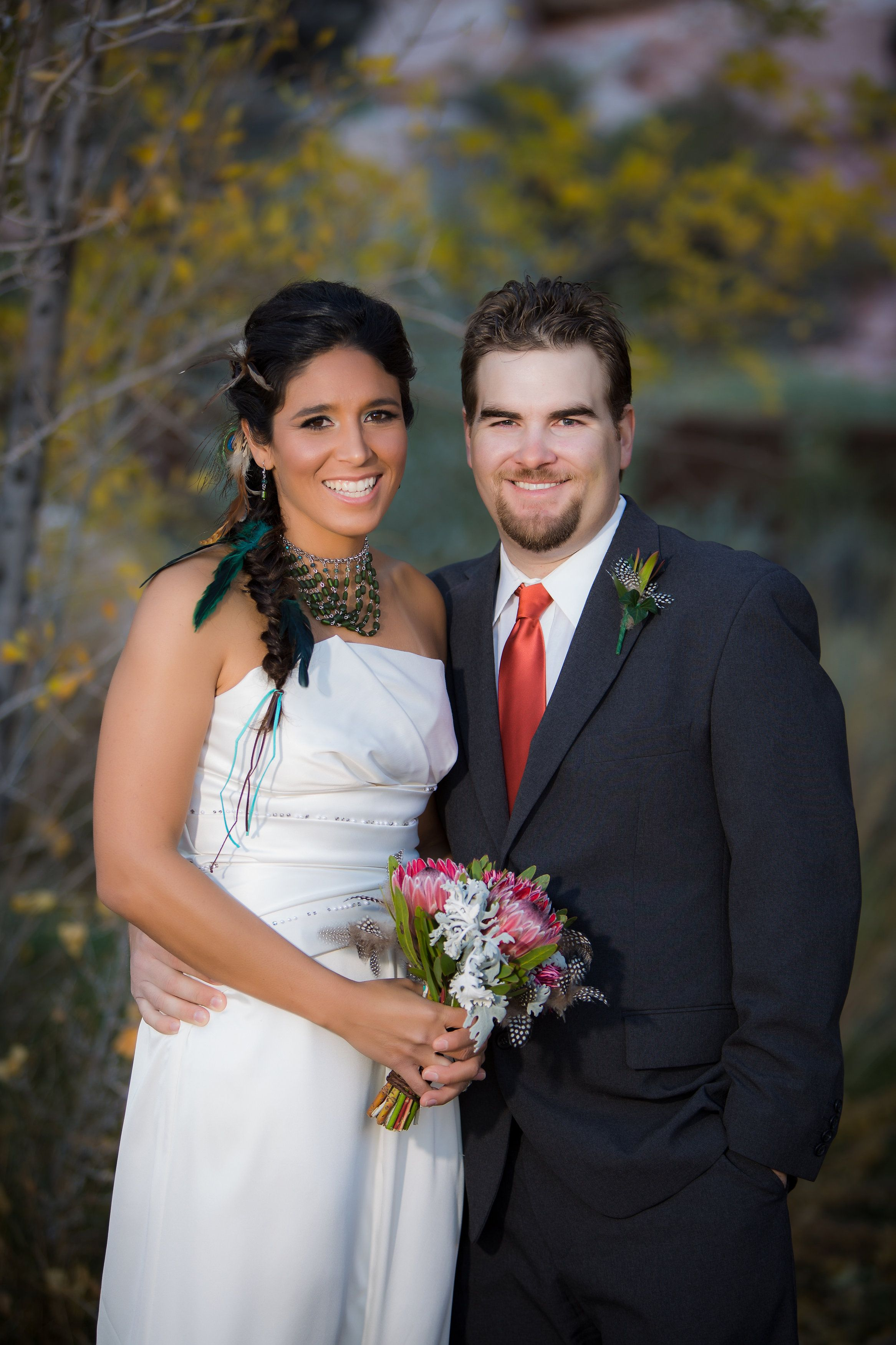 American Indian styled shoot