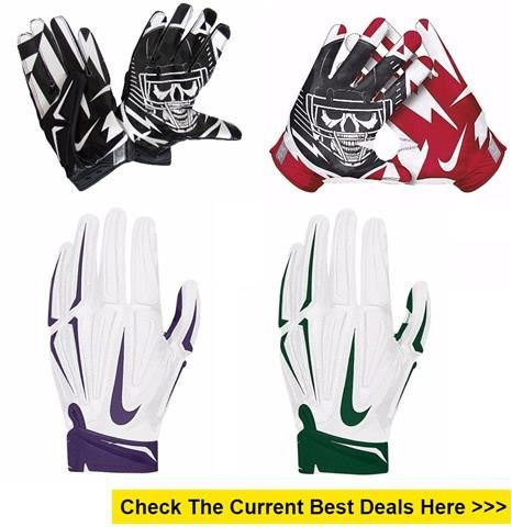 Nike Superbad 3.0 Padded Football Receivers Gloves