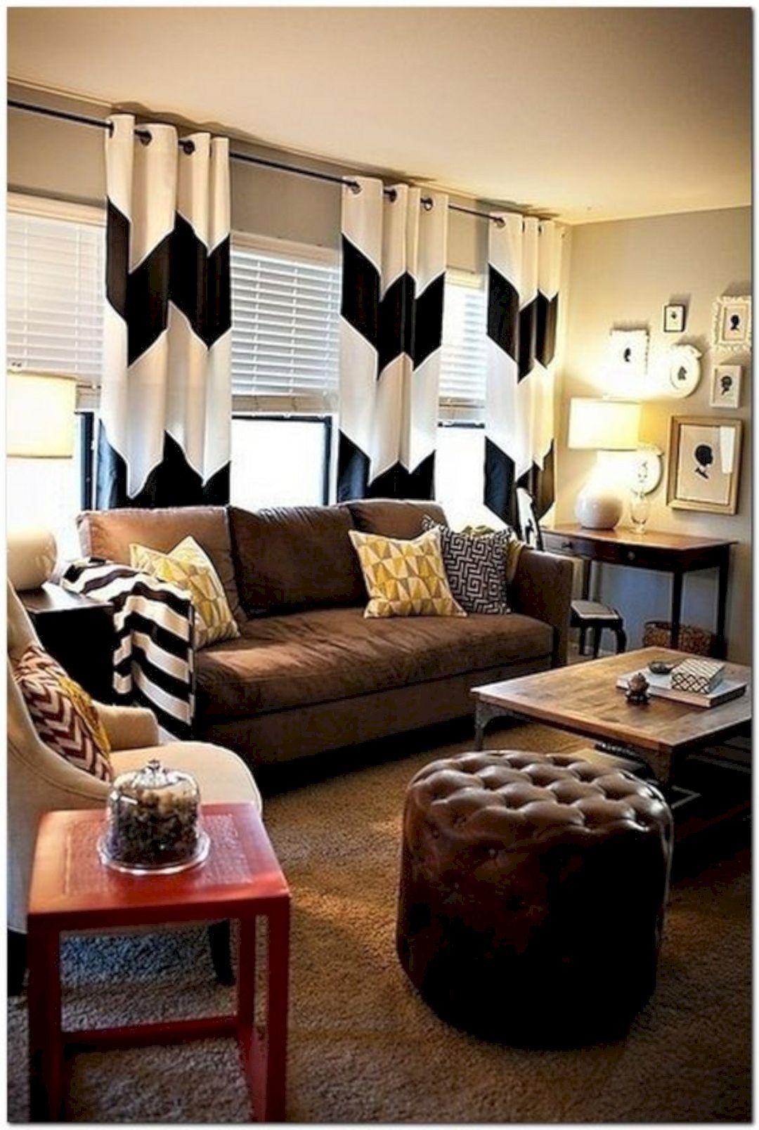 5 Coolest Apartment Furniture Ideas Brown Living Room Diy Apartment Decor Apartment Decor Black and brown living room ideas