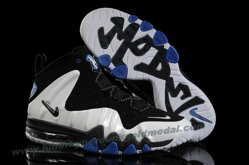 784cea98e05 Nike Barkley Posite Max White Black