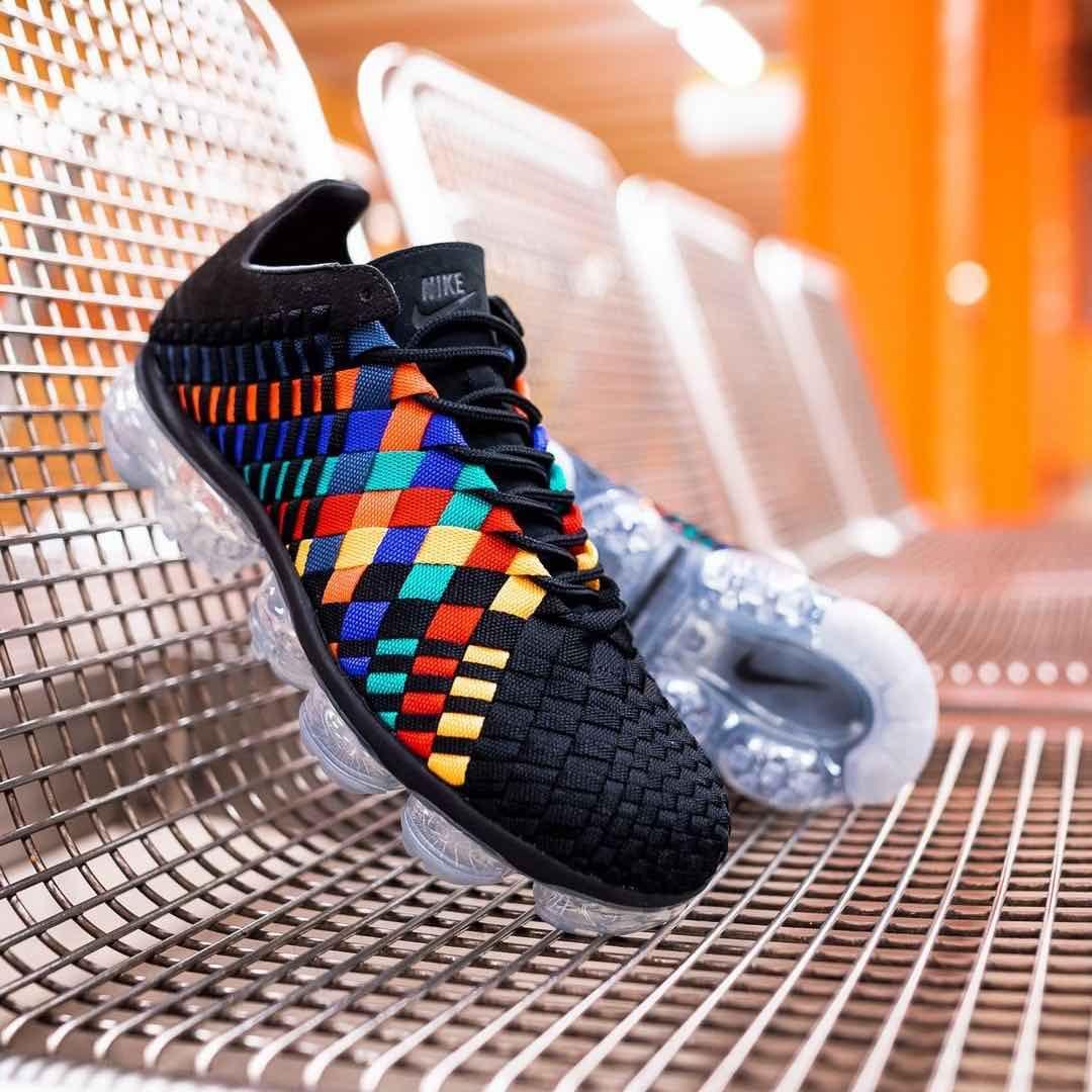 premium selection 57466 14a7c Release Date   June 7, 2018 Nike Vapormax Inneva « Rainbow » Credit    Overkill
