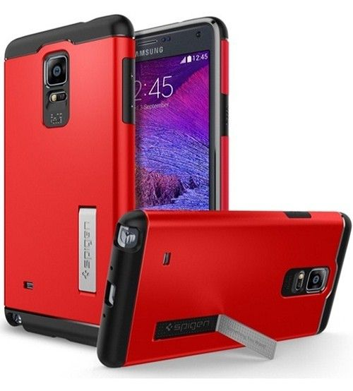 best cheap 118c4 bbfba Feyeshoppy Spigen Tough Armor Back Cover With Mobile Stand Case For ...