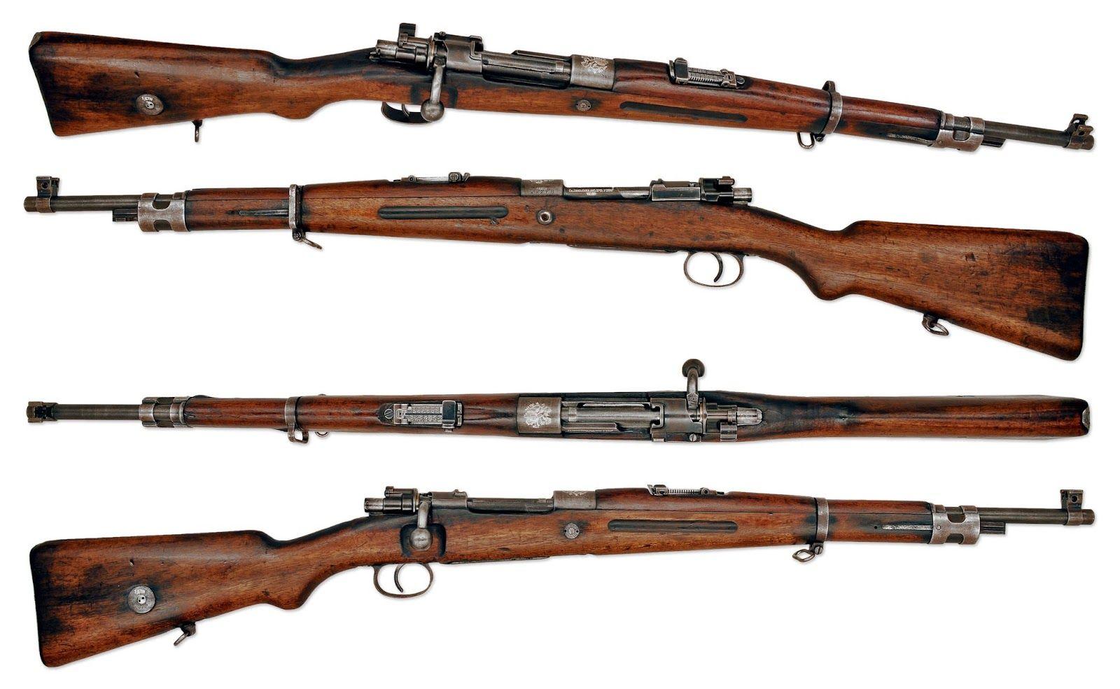 Vz 24/33 (Czech Mauser) | Mauser- K98- Mewehr98- Other Variants