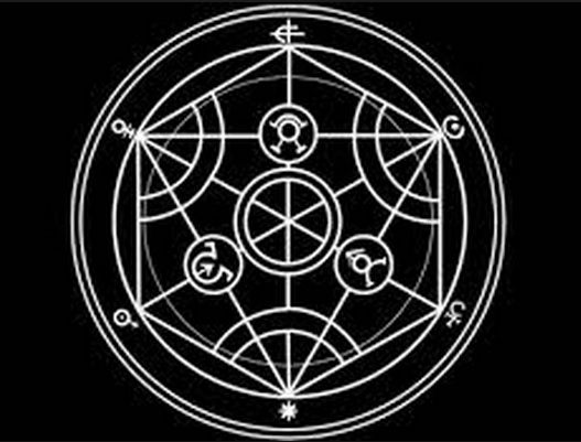 Transmutation Circle Fullmetal Alchemist Tattoos Fullmetal