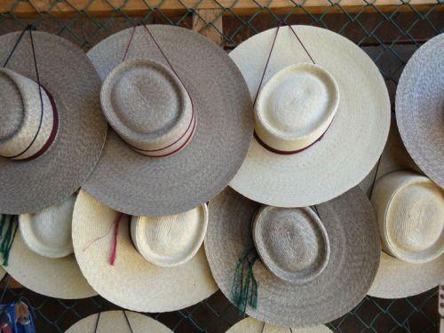 Envers Du Decor Hats Clay Pots Straw Hat