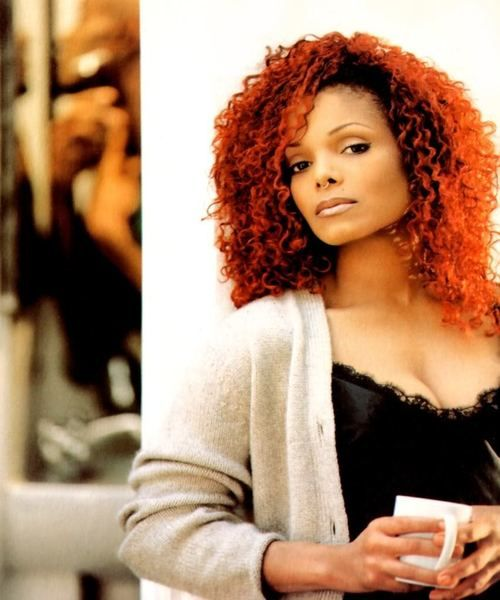 Janet Jackson- Velvet Rope Tour <3   One of my favorite photos of her...