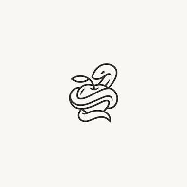 image result for snake tattoo small design pinterest