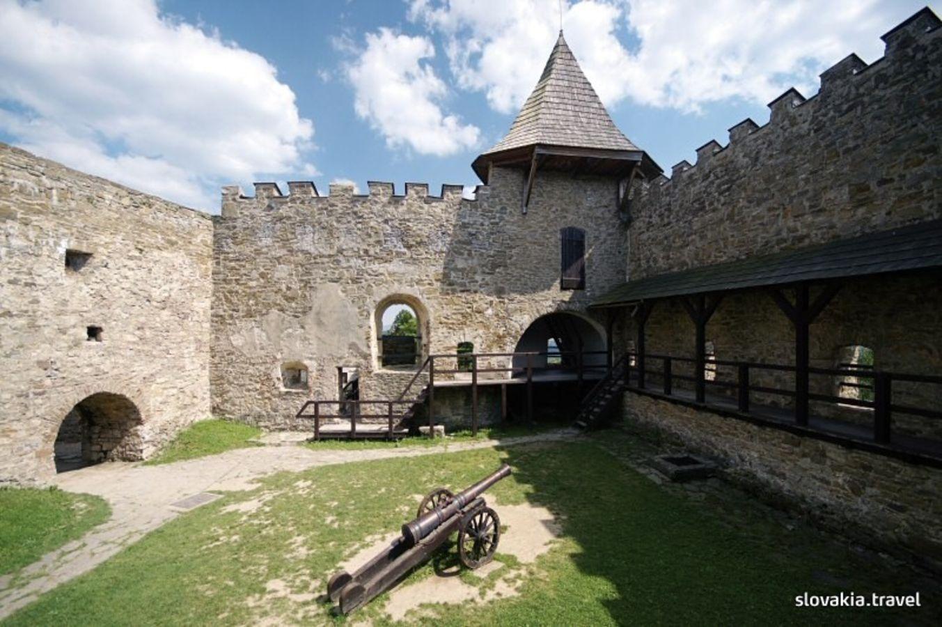 Ľubovňa Castle Slovakia