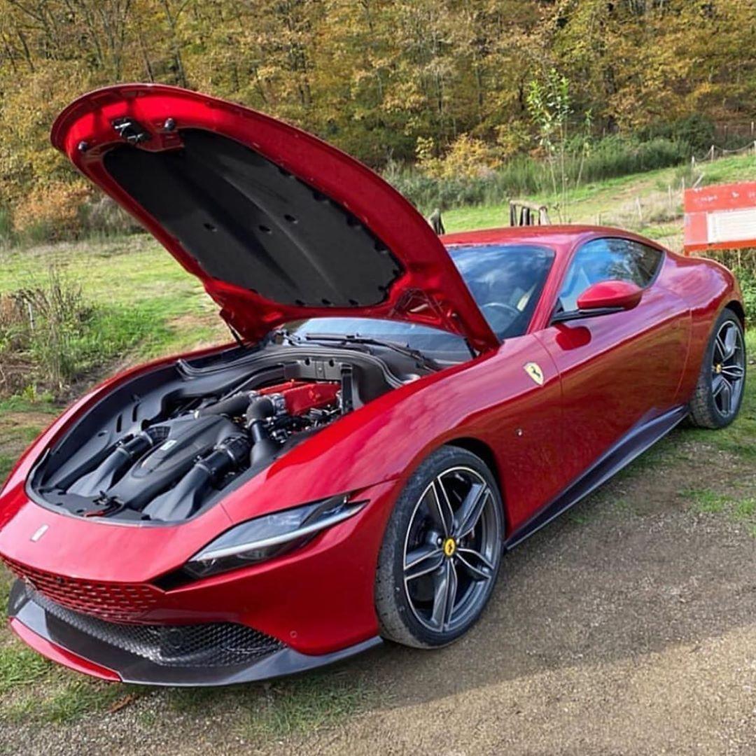 189 μου αρέσει 2 σχόλια Ferrari Club Rari Photo στο Instagram The New Ferrari Roma With 620hp New Ferrari Ferrari Ferrari Car