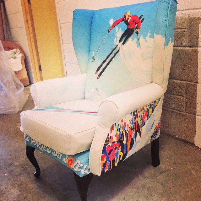 Lambert Stamps Les Portes Du Soleil Chair Avec Images Mobilier De Salon Tapissier Garnisseur Portes