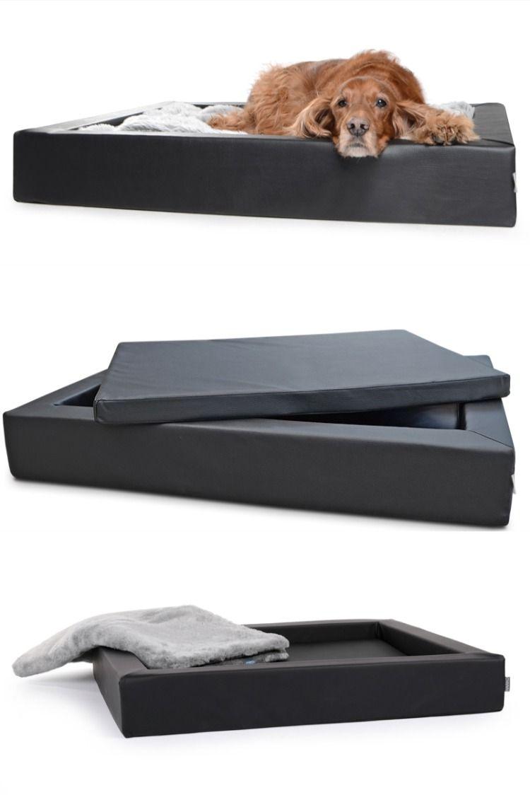 Pin Von Mona Tews Auf Tiere In 2020 Hundebett Kunstleder