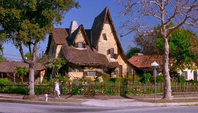 Filming Locations Of Chicago And Los Angeles Clueless Witch House Clueless Filming Locations
