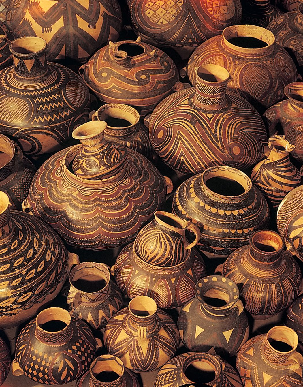 Yangshao culture vases from gansu province china art history yangshao culture vases from gansu province china reviewsmspy